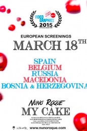 Nuno-Roque-My-Cake--Eurovideo-Mons-Capital-of-Culture-Countries-Poster-Spain-Russia-Bosnia-Belgium-Macedonia
