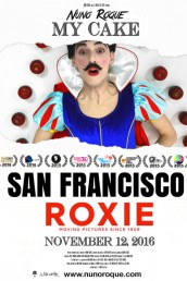 Nuno Roque - My Cake - Film Poster - The Prince - Disney - Snow White - Contemporary Art - Pop Music - San Francisco Transgender Film Festival - Roxie Theater